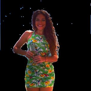 Bromelia Rio founder Lauren Quinn