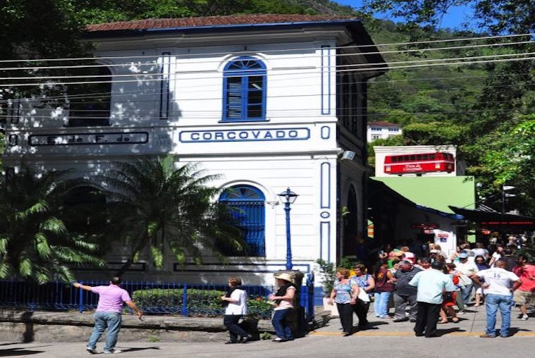 Corcovado Train Station