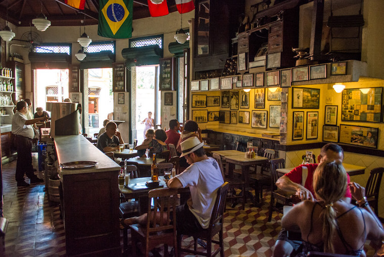 Rio Bar Food Tour