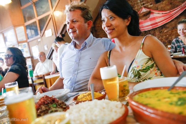 Rio Street Food Tour