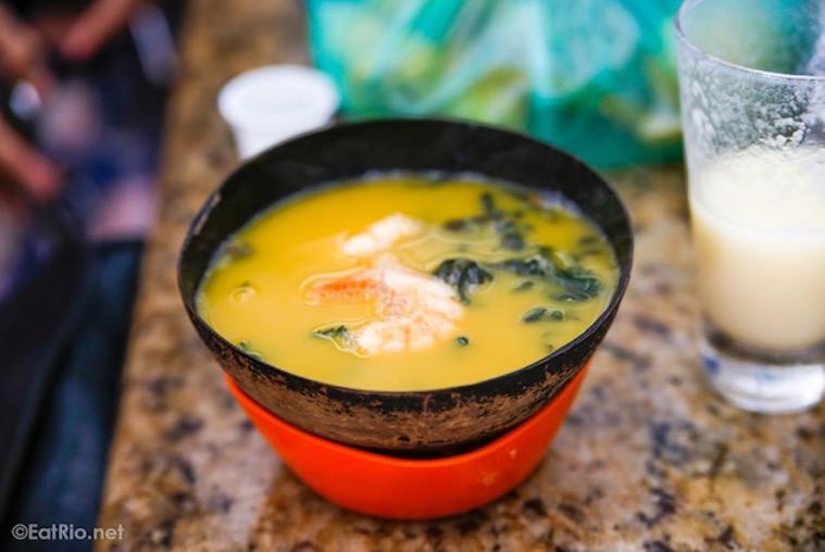 Tacacá Soup