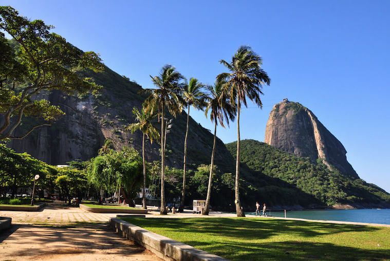 Praia Vermelha - Sugarloaf Mountain