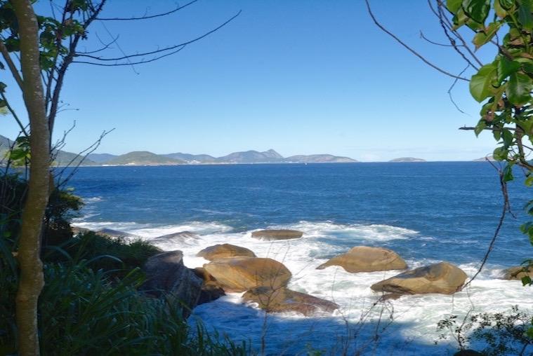 the Rio de Janeiro Shoreline