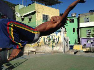 Brazilian Traditional Capoeira Class Rio