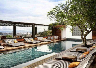 the Hotel Santa Teresa Rio MGallery by Sofitel