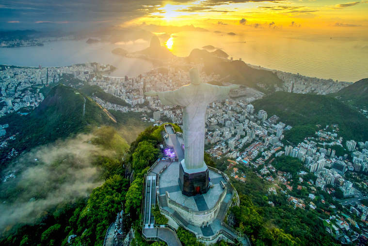 Christ the Redeemer Tour