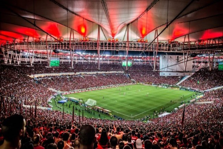 Brazilian Football Match Tickets & Tour