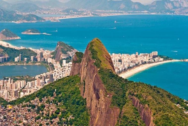 Rio Hiking Tour