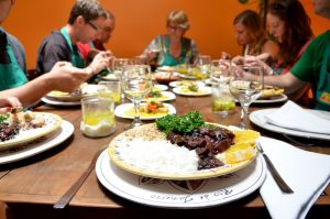 Brazilian Cooking Class in Rio