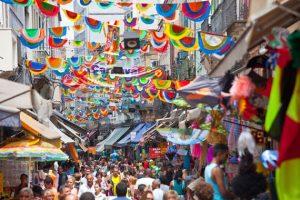 Rio de Janeiro Downtown City Walking Tour