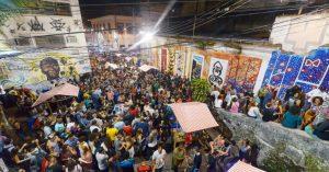 Local Rio Samba Party Tour