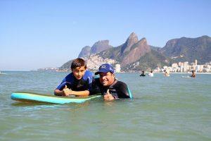Rio Surf Lesson