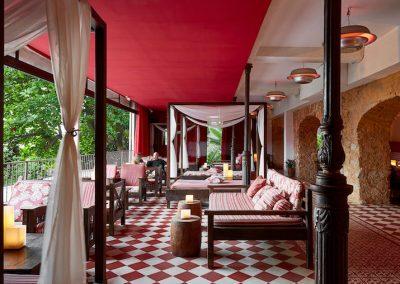 the Hotel Santa Teresa Rio MGallery by Sofitel - Bar dos Descasados