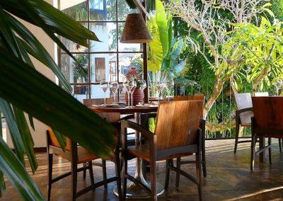 the Hotel Santa Teresa Rio MGallery by Sofitel Tereza Restaurant