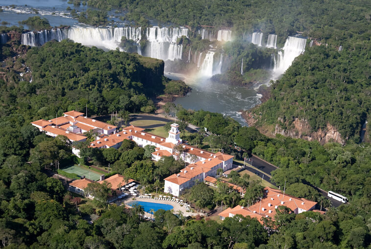 the Belmond Hotel Cataratas
