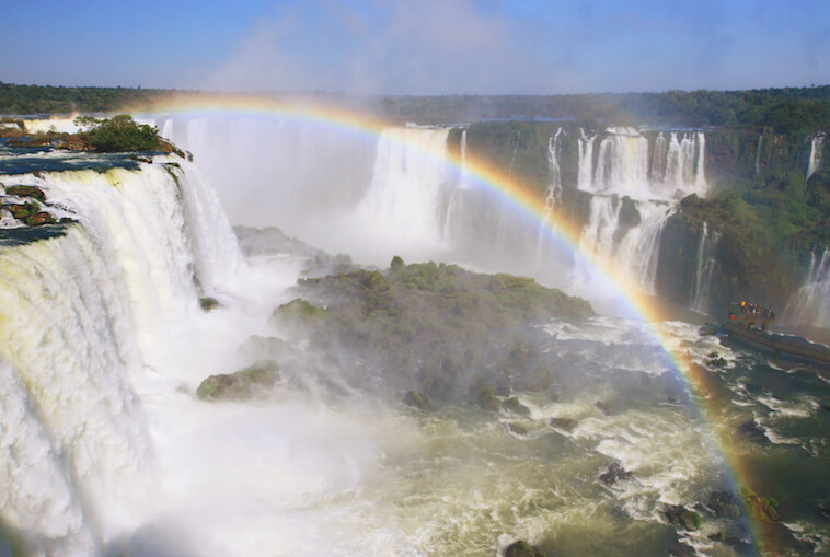 Iguazu Falls Tours | Bromelia Rio Travel & Tours