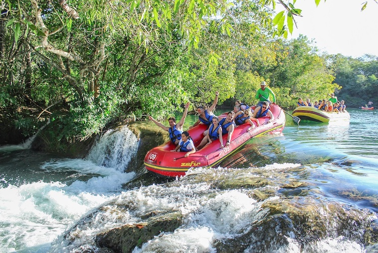 Bonito Rafting Rio Formoso