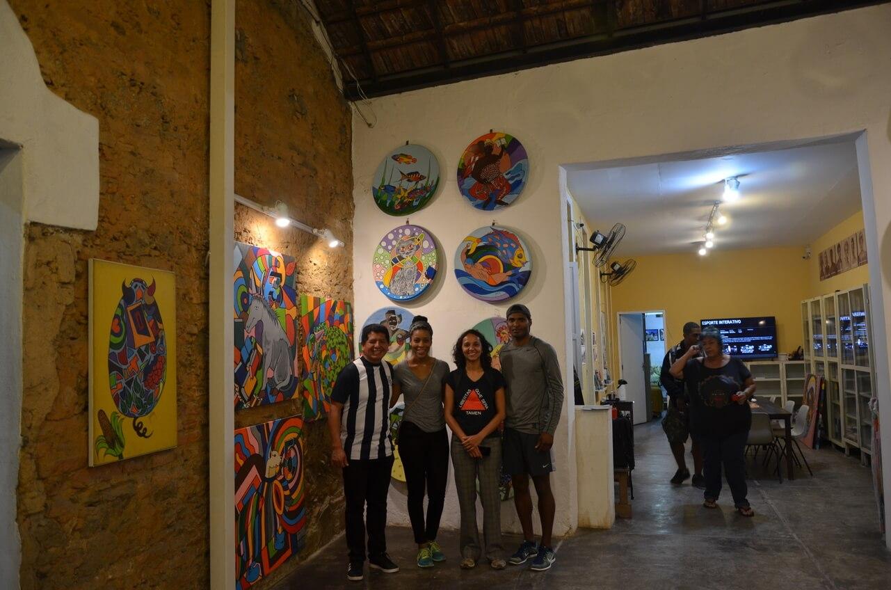 African Brazilian History Rio Tour