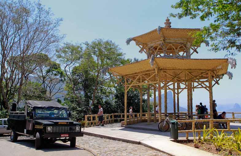 Rio Jeep Tour Brazil
