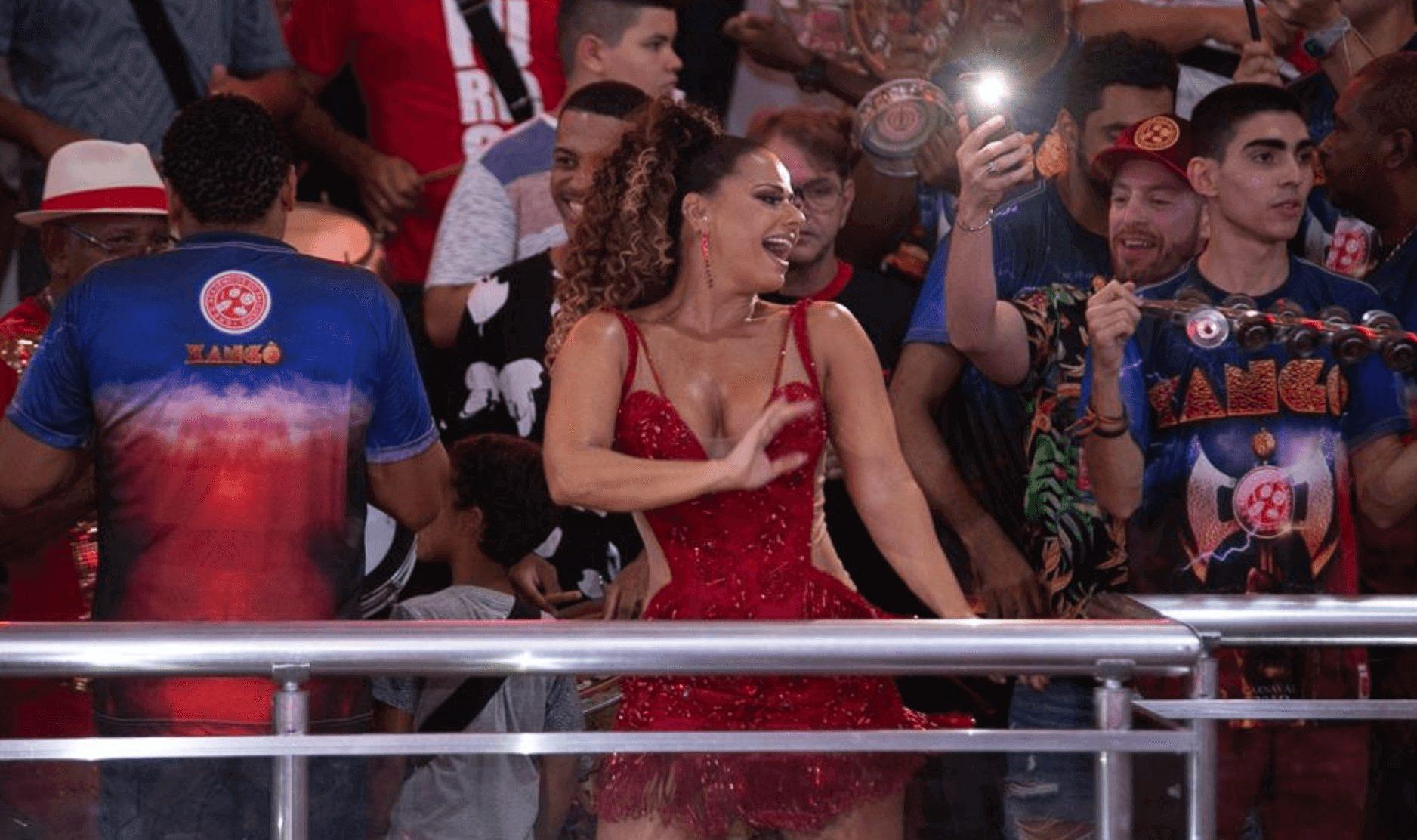 Rio Carnival Samba Party