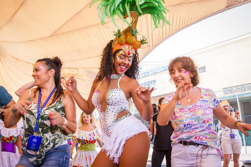Carnival Samba Party Rio
