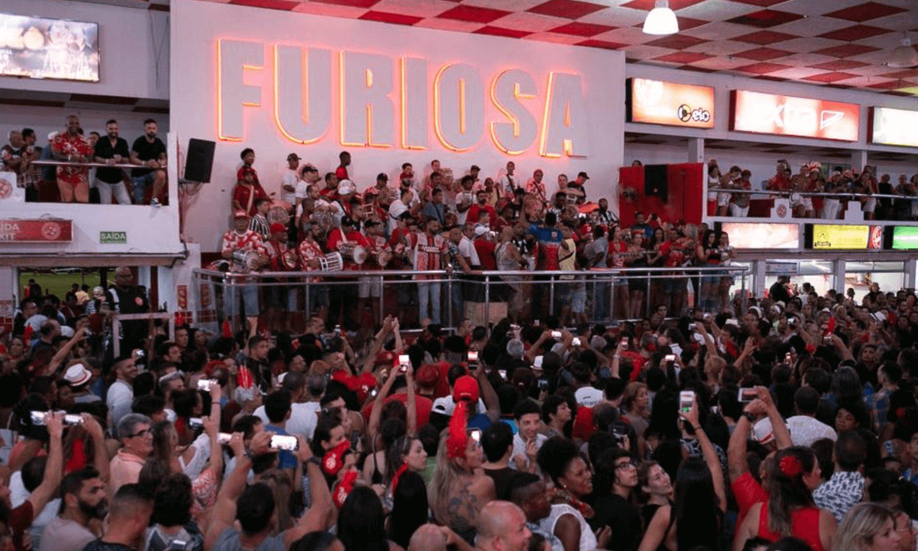 Samba Rio Carnival Party